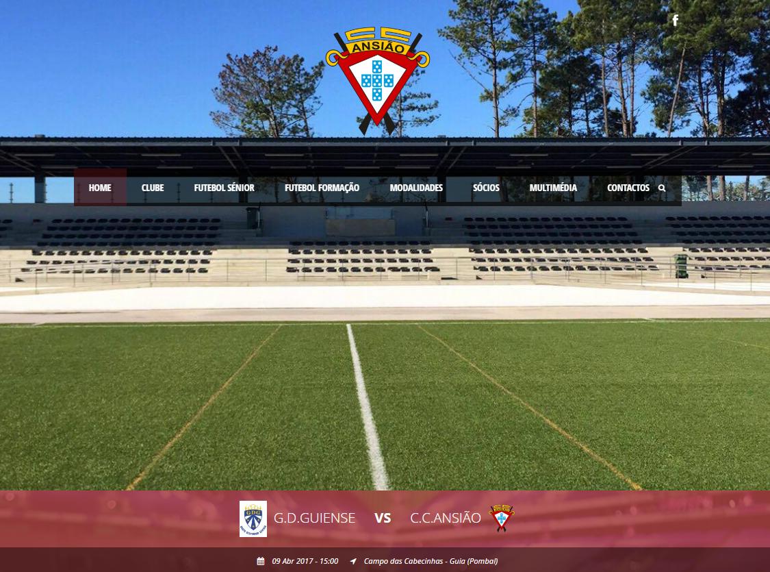 Clube Caçadores de Ansião (Club de Football) - Portugal