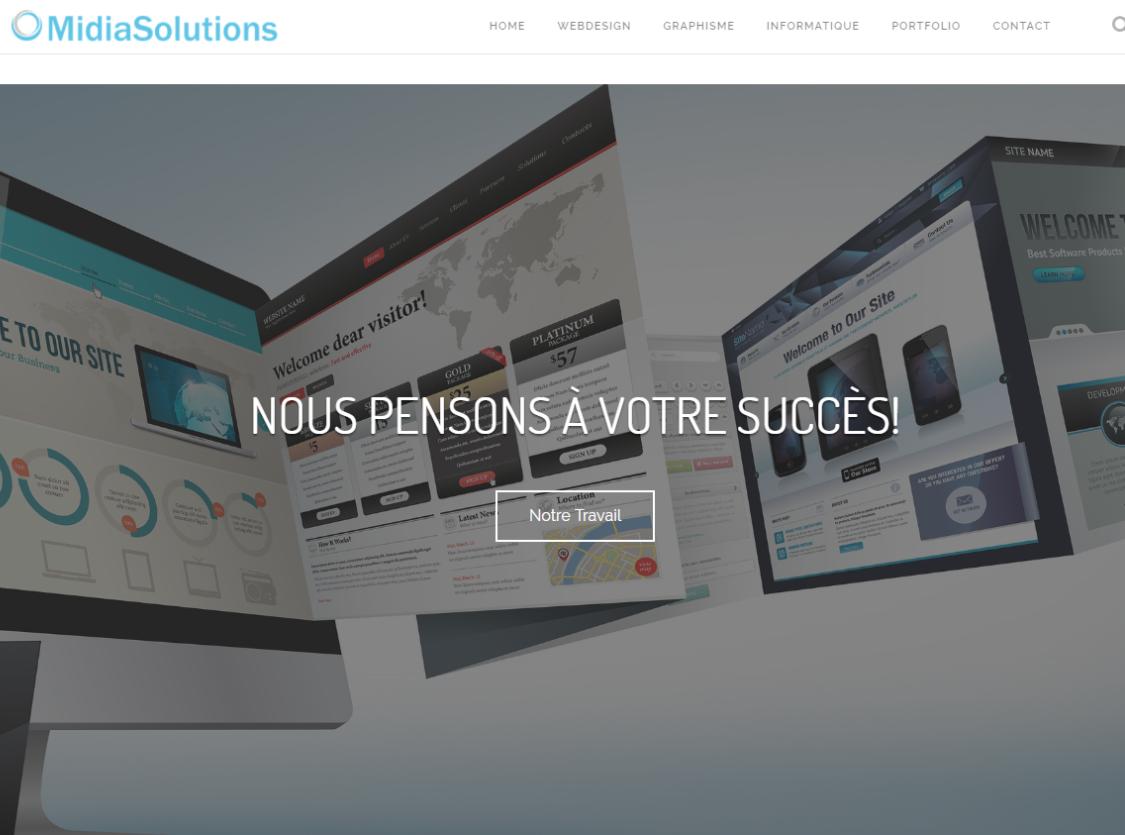 MidiaSolutions (Design)- Portugal / Suisse