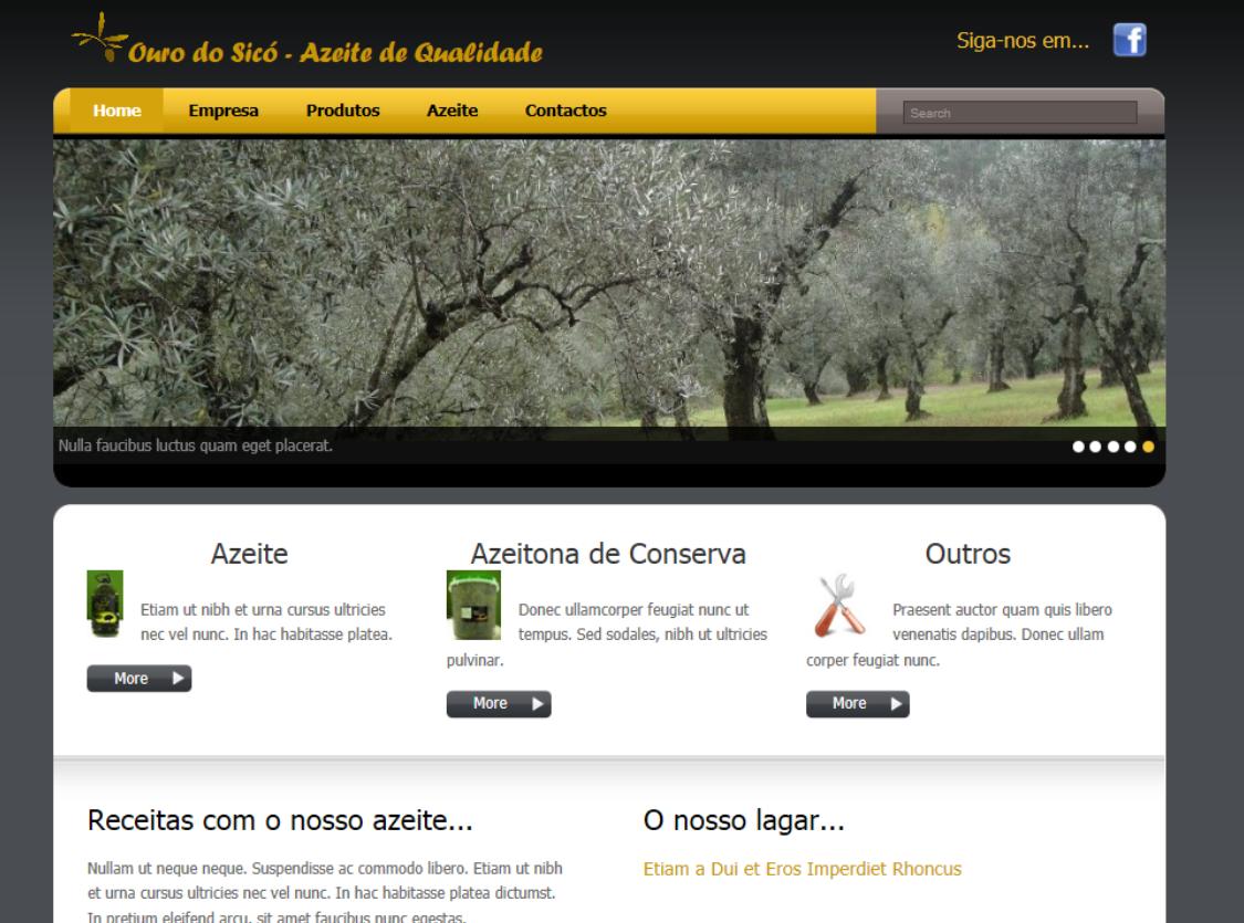 Ouro do Sicó (Lagar de Azeite) - Portugal