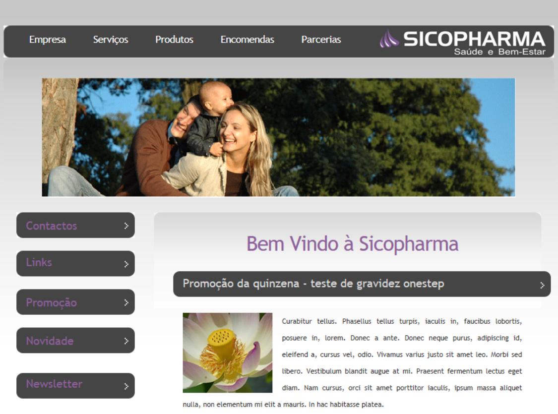 Sicopharma (Produtos de saúde) - Portugal
